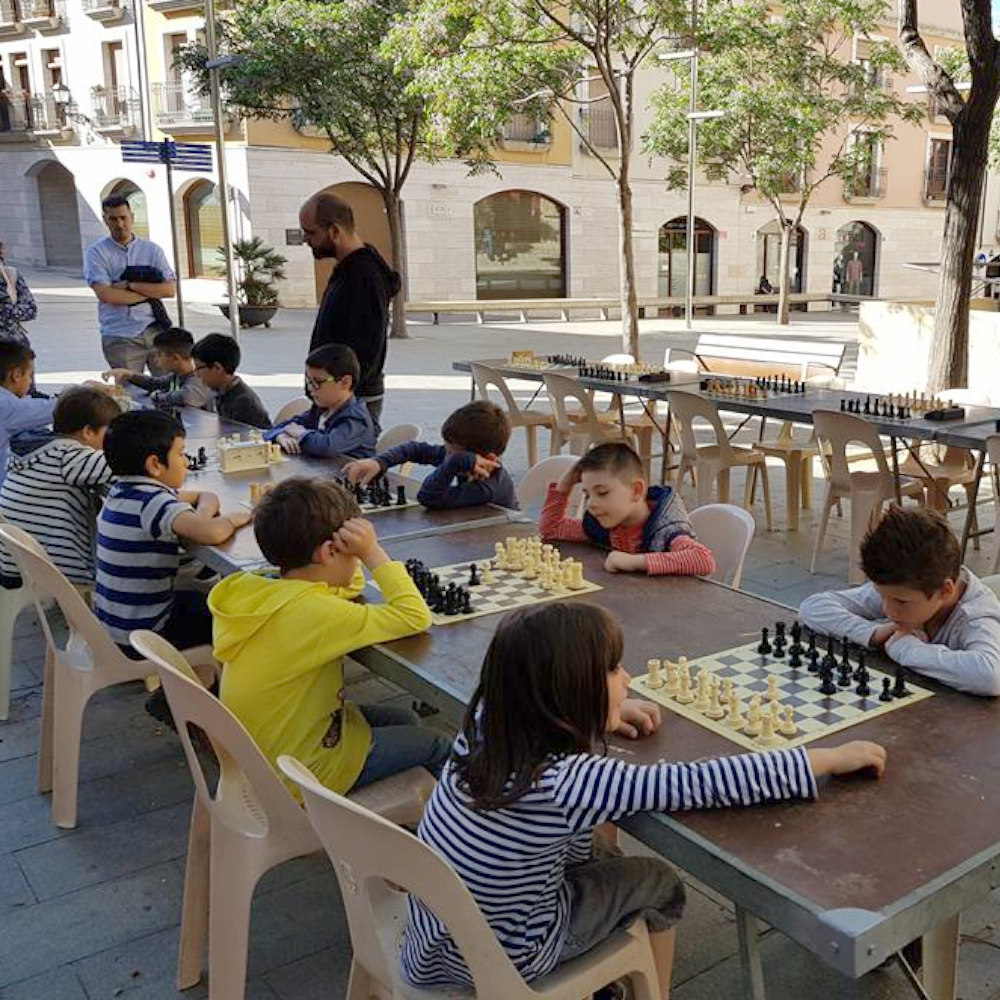 Toneig Infantil Club Escacs Vila-seca